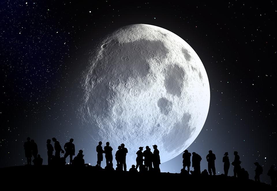 Será da Lua?